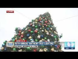 Fresh Cut Christmas Trees At Menards by Outlets At Anthem Host State U0027s Largest Fresh Cut Tree Lighting