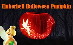 Disney Pumpkin Carving Patterns Tinkerbell by Diy Tinkerbell Halloweeen Pumpkin Youtube