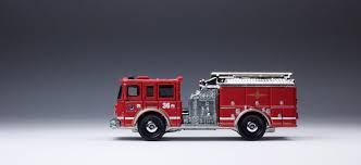 100 Old Fire Trucks You Can Count On At Least One New Matchbox Truck Each Year