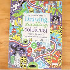 Secret Garden Children Coloring Book Picture Original Painting Graffiti Books Adult Relieve Stress Drawing 3