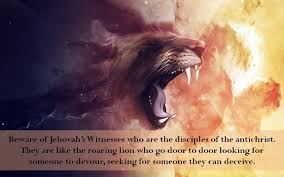 Jehovah Witness Halloween Belief by Do Not Be Deceived By Jehovah U0027s Witnesses U2013 Eternity With Jesus Christ