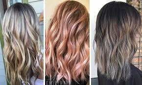 10 Fabulous Summer Hair Color Ideas 2018