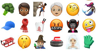 Apple reveals new emojis ing to your iPhone with iOS 11 1