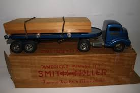 Década De De Década 1950 Smith Miller GMC Truck, Carga Original De ...