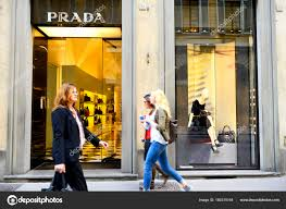Prada Fashion Store In Florence Stock Editorial Photo C Katy89