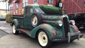 100 1937 Plymouth Truck For Sale Pick Up For Sale In Brisbane