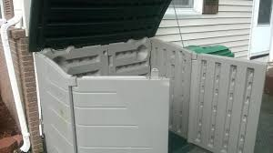 modifying a horizontal storage shed 5 steps with pictures