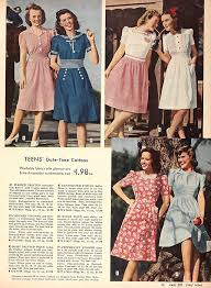 How We Wear Vintage 1940s