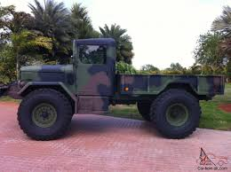 AM General M52 Military Truck 52