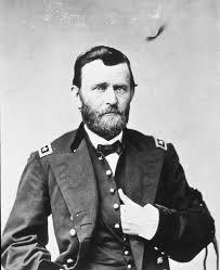 General Ulysses S Grant Portrait
