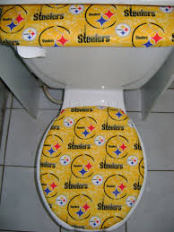 Betty Boop Seat Covers And Floor Mats by Pittsburgh Steelers Toilet Seat Cover Set Pittsburghtoiletseat
