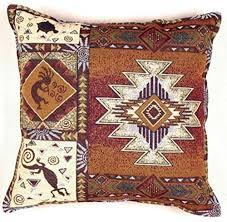 Oversized Throw Pillows Cheap by Amazon Com Kokopelli Southwestern Decorative Tapestry Toss Pillow