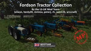 ls uk fs 2011 fordson power major and conversions v 1 oldtimer mod für