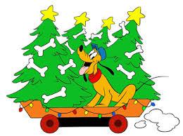 Plutos Christmas Tree Ornament by Mickey Mouse Christmas Clip Art Disney Clip Art Galore