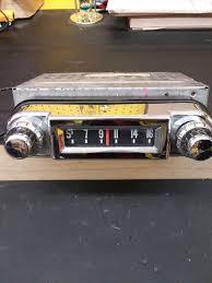 VINTAGE ORIGINAL 1967 Dodge Mopar Truck Radio For A100 D100 W100 ...