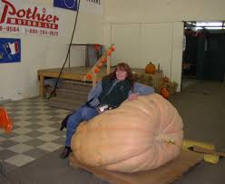 Atlantic Giant Pumpkin Record by The Pumpkin Patch
