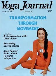 1979 July August Issue Yoga Journal Magazine With Lilias Folan On The Front Cover