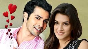 Varun Dhawan CAUGHT Flirting With Kriti Sanon