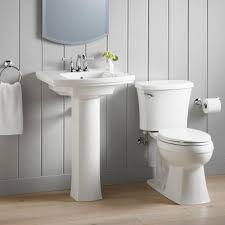 Kohler Archer Pedestal Sink by Kohler Faucets Toilets Sinks U0026 More At Lowe U0027s