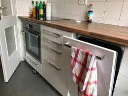 neuwertige ikea küche abzugeben inklusive elektrogeräte