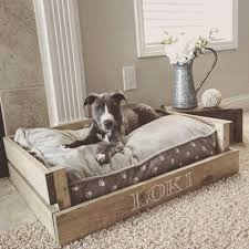 Dog Stairs For Tall Beds by 31 Creative Diy Dog Beds You Can Make For Your Pup Rustic Dog