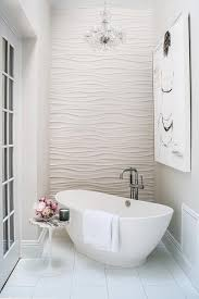 Chandelier Over Bathtub Soaking Tub by What U0027s Trending Bathroom Trends To Watch For In 2017 Studio M