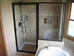 Bathroom Inserts Home Depot by Tub Insert For Shower Stall Is It Worth It To Replace The Door On