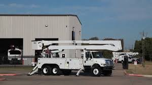 100 Altec Boom Truck A77T Bucket 15608 YouTube