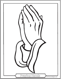 Coloring Pages On Prayer 40 Rosary The Mysteries Of