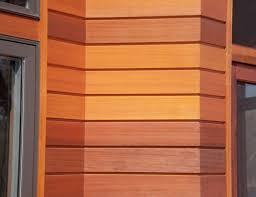 104 Contemporary Cedar Siding Collection Kwaterski Bros Wood Products Inc
