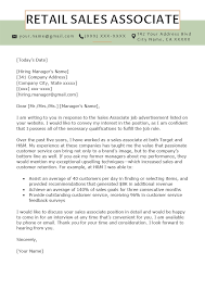 Retail Sales Associate Cover Letter Example & Tips | Resume ... Cover Letter Sample For Resume Fresh Graduate Best Marketing Examples Livecareer Work Experience Email Template Amazing Job Emailing And How To With Microsoft Word Jscribes Inspirational Subject Line Superkepo Photographer Example Writing Tips Genius Enchanting As An Extra Ideas About 25 Sending