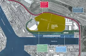 100 Where Is Antwerp Located Churchill Industrial Zone Port Of