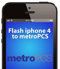 Unlocked iPhones Can Now Be Used With Metro PCS Service