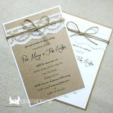 Handmade Wedding Invitations 6819 And Lovely Inspiring Rustic Ideas For Your