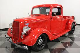 100 Vintage Pickup Trucks For Sale Newer Engine 1936 D 12 Ton Custom Custom Trucks For