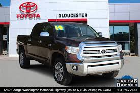 Pre-Owned 2014 Toyota Tundra 4WD Truck 1794 Crew Cab Pickup In ...