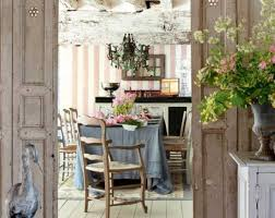 French Country Dining Room Ideas by Creative Country Interior Design Ideas With Inspiring Shabby Chic