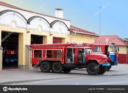 Old Fire Engine Near Fire Station — Stock Photo © Eillen_1981 #151450924 Shiny New Fire Engines And Shiny Old No Ambition But One Engine Near Station Stock Photo Eillen_1981 151450924 New Uses For Old Fire Trucks Apparatus Index Diecast Toy Vintage Police Cars Trucks On Display In Naperville Station Accommodates Ladder Truck Intertional Photos From The Modern At Big Rig Show Cars Weekly San Francisco Seeking A Home Nbc Bay Area I Have 4 To Sell Shreveport Louisiana As Part Of My