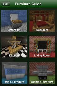 furniture ideas Minecraft Pinterest