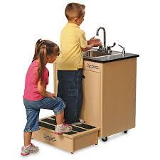 Ozark River Portable Hand Sink by Montessori Furniture U0026 Storage Sink Nasco