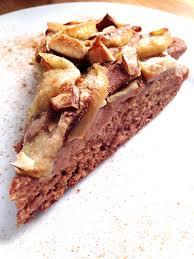 dessert aux pommes sans gluten gâteau pomme datte cannelle sans sucre sans gluten vegan
