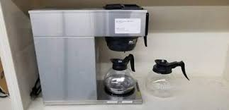 BUNN 133000001 VP17 1SS Pourover Coffee Brewer With 1 Warmer