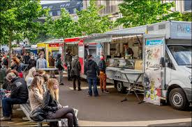 From 8th To 10th May Enjoy The Largest Food Truck Festival In Europe During Fete