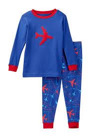 Leveret | Pajamas Set (Toddler, Little Boys, & Big Boys) | Nordstrom ...