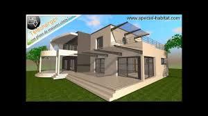 www plans de maison moderne cubique moderne building a