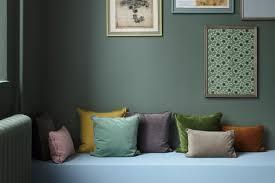 salbeigrün trendfarbe mit geschmack schöner wohnen