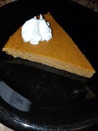Crustless Pumpkin Pie by Crustless Pumpkin Pie