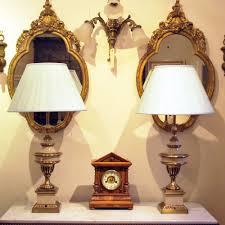 Stiffel Table Lamps Vintage by Antiques Atlas Pair Of Stiffel Table Lamps In Paint U0026 Brass