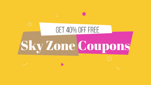 Get Latest Sky Zone Coupon Codes & Discounts 2019