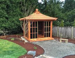 100 Backyard Tea House Kikues